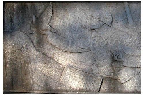 Monument au Pigeon voyageur