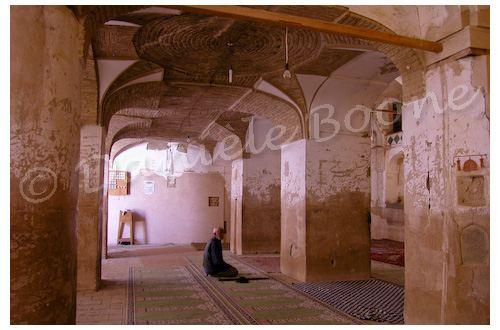 Na'in, mosquée