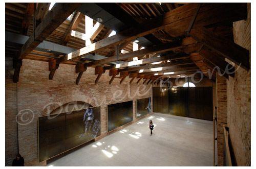 Fondation Pinault - La pointe de la Douane