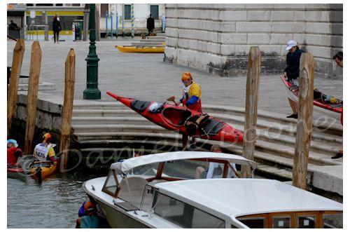 Salute - Mise à l'eau des bateaux
