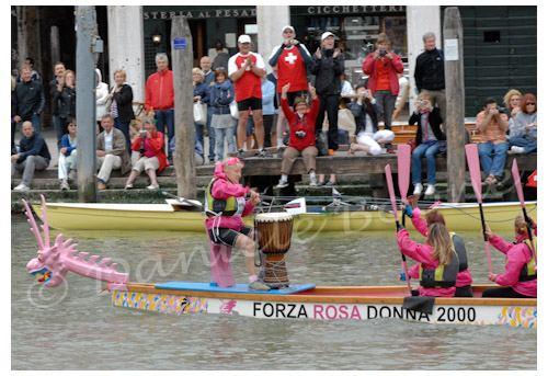 """Les """"filles"""" sur le Grand Canal"""