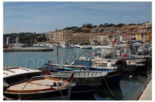 Le port de Cassis © Danièle Boone