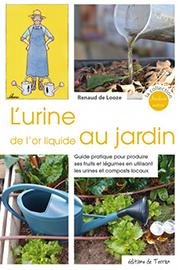 L'urine au jardin