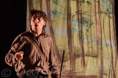 Michel Durantin interprète L'homme qui plantait des arbres de Jean Giono