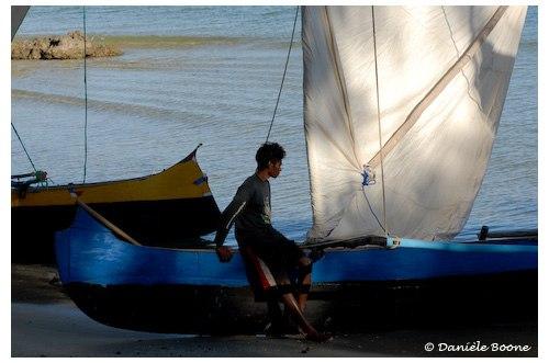 Pêcheur Vezo - Ifaty