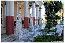 Achilleion, villa de l'impératrice Sissi