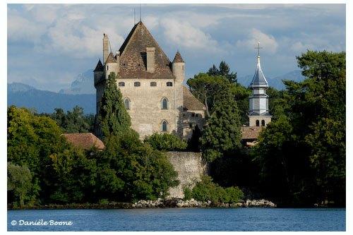 Le château d'Yvoire - France