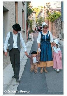 Famille provençale…