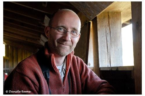 Emmanuel Fery, guide naraliste