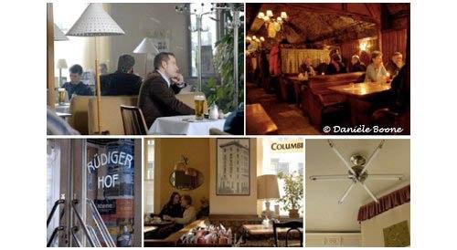 Vienne, cafés