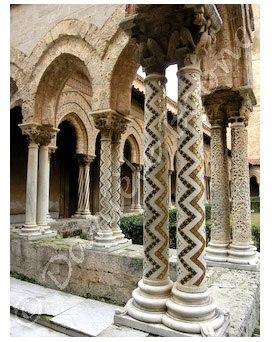 Palerme, monastère de Monreale