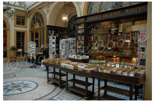 Galerie Vivienne, librairie Jousseaume