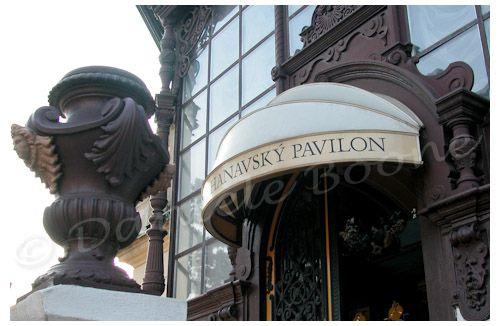 Pavillon Hanavský