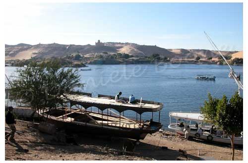 Assouan - Ile Eléphantine