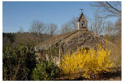 La chapelle de Béthanie © Danièle Boone