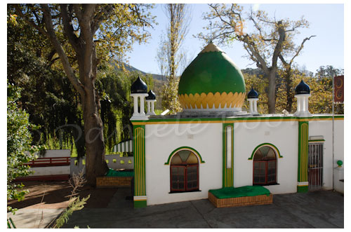 Mosquée près de Little Constantia