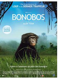 L'affiche du film Bonobos d'Alain Tixier