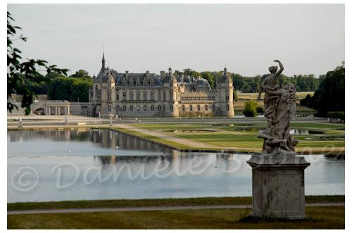 Château de Chnatilly © Danièle Boone