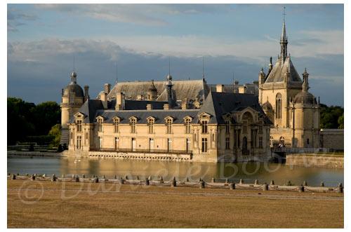 Château de Chantilly © Danièle Boone