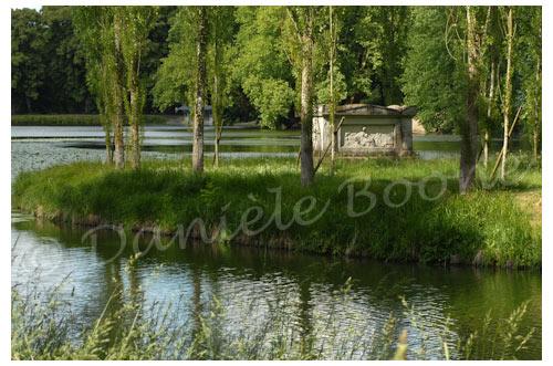 Ermenonville, parc Jean-Jacques Rousseau © Danièle Boone