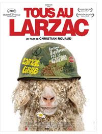 """Affiche du film """"Tous au Larzac"""""""