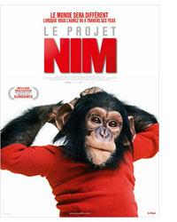 Le projet Nim - affiche du film