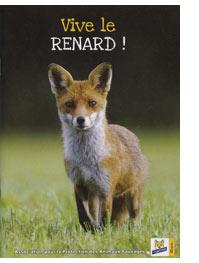Vive le renard! Brouchure publiée par l'Aspas