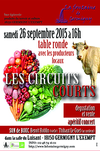 Circuits-Courts au Luisant