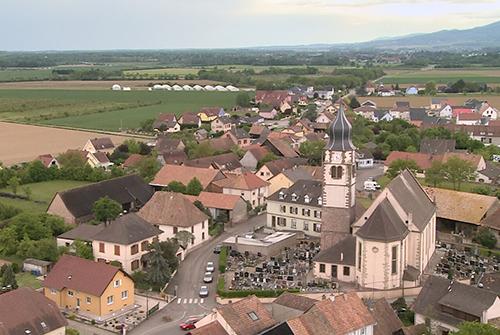Ungersheim (68)